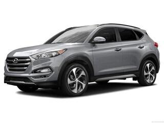 2016 Hyundai Tucson SE Crossover SUV
