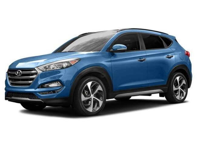 Used 2016 Hyundai Tucson Limited SUV in Columbus, OH