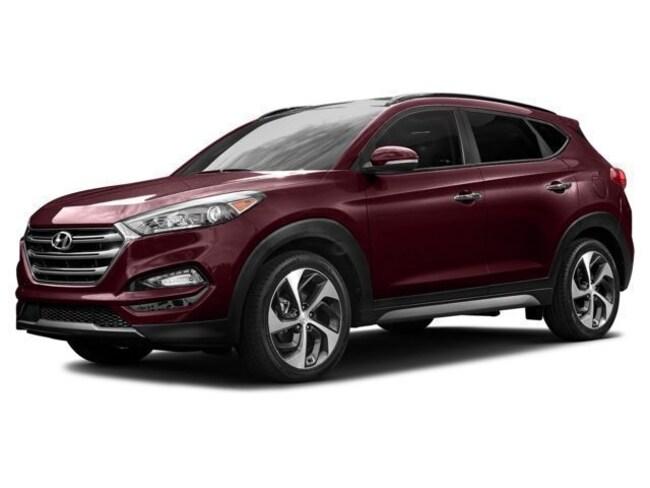 2016 Hyundai Tucson Limited AWD  Limited