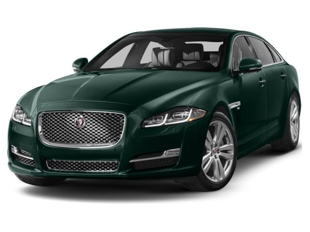2016 Jaguar XJL Portfolio Sedan