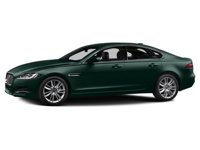 2016 Jaguar XF Prestige Sedan