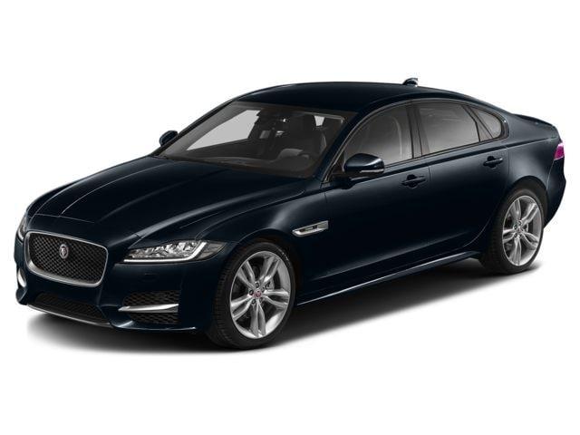 2016 Jaguar XF 35t R-Sport Sedan