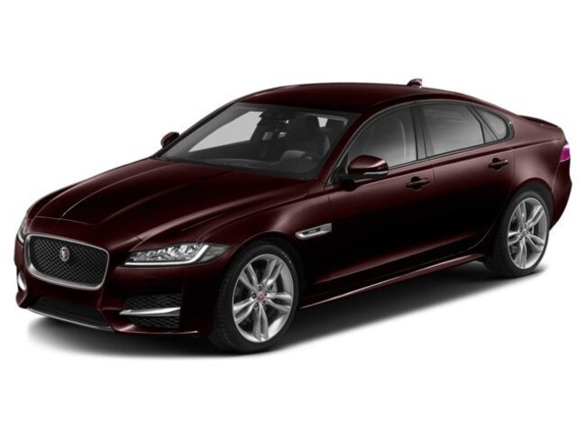 2016 Jaguar XF 35t R-Sport Sedan