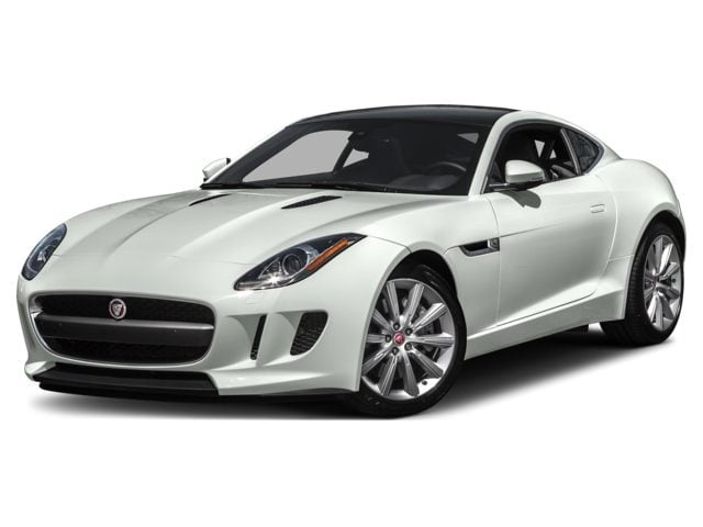 2016 Jaguar F-TYPE 340 HP COUPE