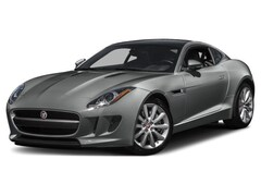 2016 Jaguar F-TYPE Base Coupe SAJWA6AT4G8K22346 for sale in Tulsa, OK
