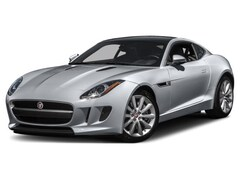 2016 Jaguar F-TYPE Base Coupe