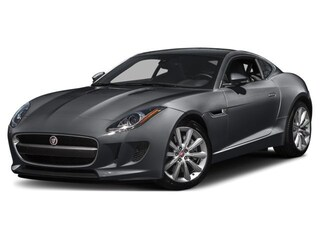 Certified Pre-Owned 2016 Jaguar F-TYPE Coupe P01890 Cerritos, CA