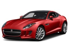 Certified Used 2016 Jaguar F-TYPE Coupe Los Angeles California