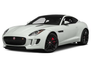 Used 2016 Jaguar F-TYPE S Coupe PG8K28668 for sale near Houston
