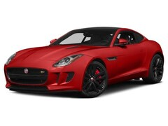 New 2016 Jaguar F-TYPE S Coupe Broomfield, CO