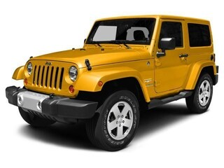 2016 Jeep Wrangler JK Sahara 4x4 SUV