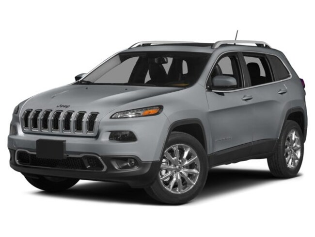 2016 Jeep Cherokee Sport FWD SUV for sale in Sanford, NC at US 1 Chrysler Dodge Jeep