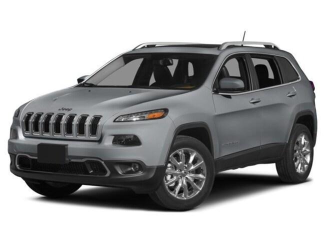 2016 Jeep Cherokee Sport 4x4 SUV