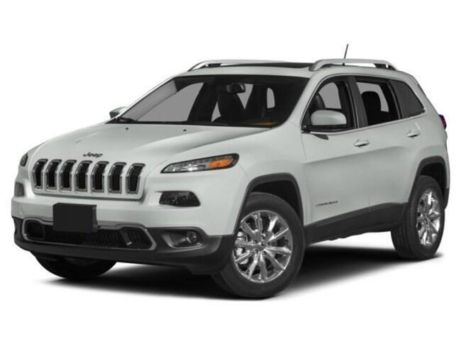 Used 2016 Jeep Cherokee Sport SUV Santa Fe, NM