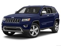 Used 2016 Jeep Grand Cherokee Laredo SUV for sale in Springfield, IL