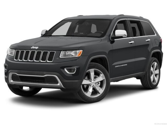 Used 2016 Jeep Grand Cherokee Limited Full Size SUV for sale in Farmington, NM