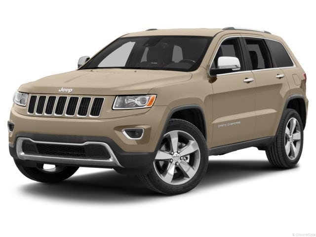 2016 Jeep Grand Cherokee Limited Wagon
