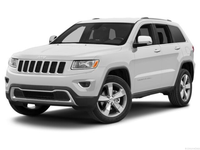 New 2016 Jeep Grand Cherokee LIMITED 4X4 Sport Utility in White Plains, NY