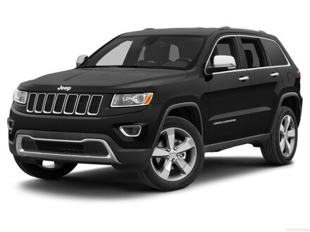 2016 Jeep Grand Cherokee 4WD 4dr Limited 75th Anniversary Sport Utility