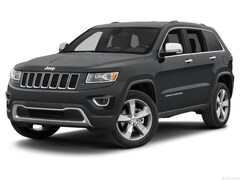 Used 2016 Jeep Grand Cherokee Overland 4x4 SUV for sale in Chicago