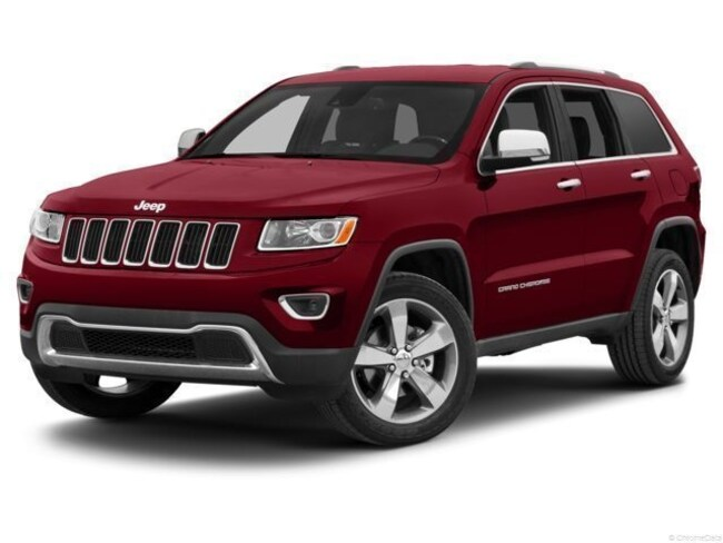 Used 2016 Jeep Grand Cherokee Overland SUV Spokane