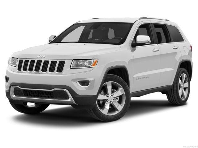 2016 Jeep Grand Cherokee Overland 4x4 SUV