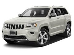 2016 Jeep Grand Cherokee Overland 4WD  Overland