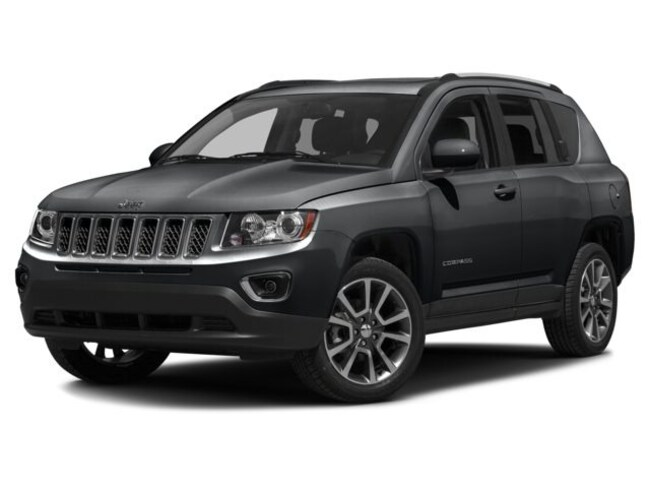 Used 2016 Jeep Compass Sport SUV in North Attleboro