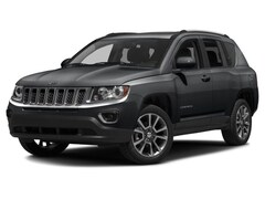 Used 2016 Jeep Compass Latitude FWD SUV 1C4NJCEA5GD735565 in Silver City, NM