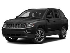 2016 Jeep Compass High Altitude Edition FWD  High Altitude Edition