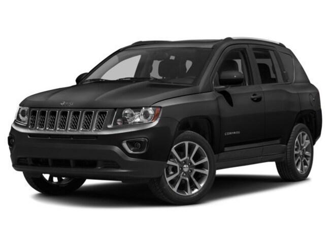 2016 Jeep Compass Latitude FWD SUV