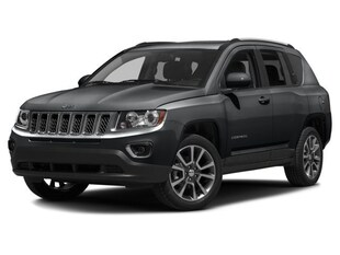2016 Jeep Compass High Altitude