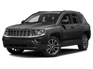 2016 Jeep Compass 4WD 4dr Latitude Sport Utility