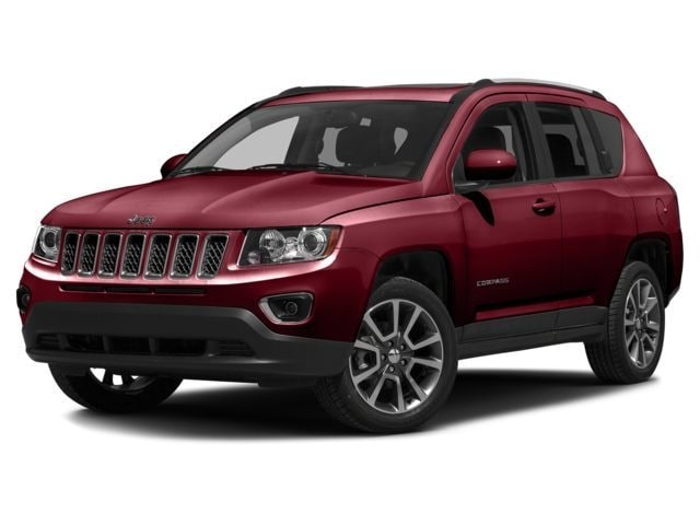 2016 Jeep Compass Latitude 4x4 SUV