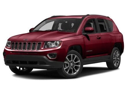 2016 Jeep Compass Latitude 4WD  Latitude