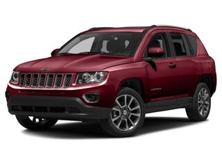 Used 2016 Jeep Compass Latitude 4x4 SUV 1C4NJDEB1GD746657 in Brunswick, OH