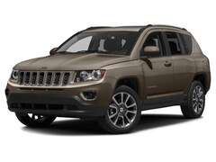 Used 2016 Jeep Compass for sale in Newport, TN