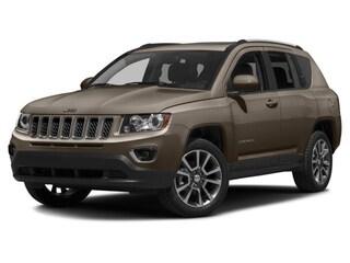 Used 2016 Jeep Compass Latitude 4x4 SUV 1C4NJDEBXGD814129 in Brunswick, OH