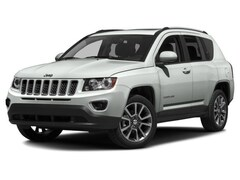 Used 2016 Jeep Compass High Altitude SUV