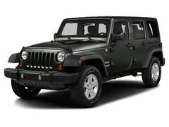 2016 Jeep Wrangler Unlimited Willys Wheeler 4WD  Willys Wheeler