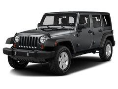 2016 Jeep Wrangler JK Unlimited UP SUV
