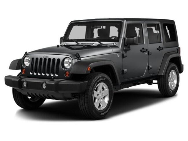 2016 Jeep Wrangler JK Unlimited Sahara SUV