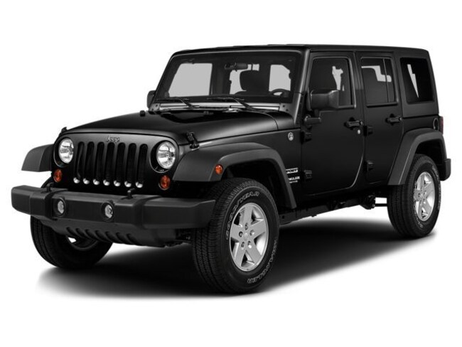 2016 Jeep Wrangler Unlimited Sahara SUV