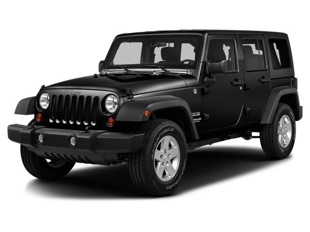 2016 Jeep Wrangler Unlimited RUBICON 4X4 Sport Utility