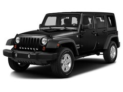 2016 Jeep Wrangler Unlimited Rubicon SUV 1C4BJWFGXGL105666