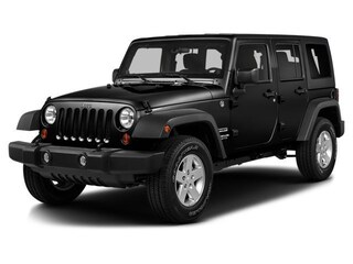 2016 Jeep Wrangler Unlimited 4WD Rubicon Hard Top Auto SUV for sale near Lansdale