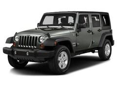2016 Jeep Wrangler Unlimited Sport RHD 4x4 SUV