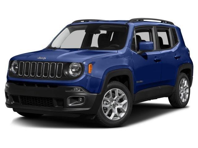 New 2016 Jeep Renegade Latitude FWD SUV Medford, OR