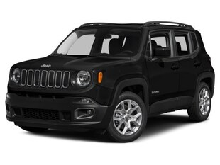 2016 Jeep Renegade Limited Front Wheel Drive SUV