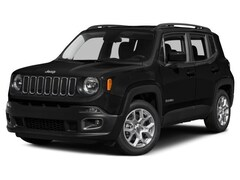 Used 2016 Jeep Renegade For Sale in Leesville